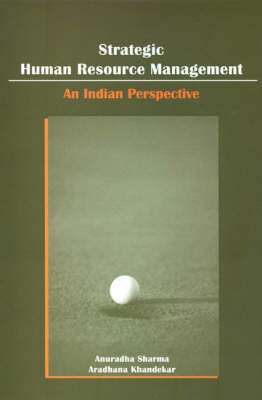 Strategic Human Resource Management: An Indian Perspective - Response Books (Paperback)