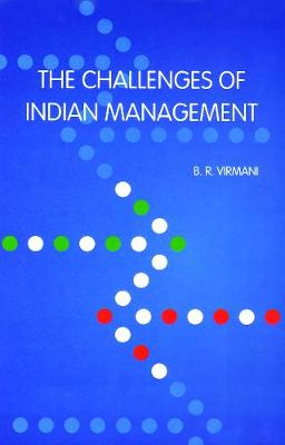 The Challenges of Indian Management - Response Books (Paperback)