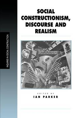 Social Constructionism, Discourse and Realism - Inquiries in Social Construction Series (Paperback)