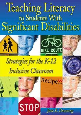 Teaching Literacy to Students with Significant Disabilities: Strategies for the K-12 Inclusive Classroom (Paperback)