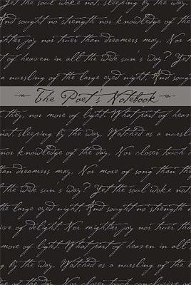 The Poet's Notebook (Paperback)