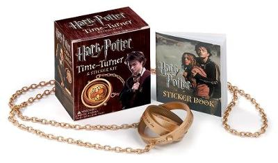 Harry Potter Time Turner Sticker Kit (Mixed media product)
