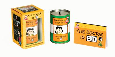 The Doctor is in: The Peanuts Psychiatric Help Kit (Paperback)
