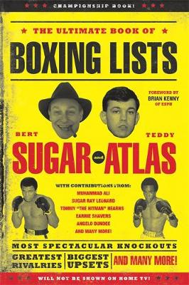 The Ultimate Book of Boxing Lists (Paperback)