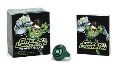 Green Lantern Power Ring Kit (Mixed media product)