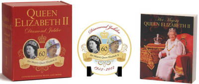 Queen Elizabeth II Diamond Jubilee Commemorative Plate and Book: Diamond Jubilee 1952-2012 (Mixed media product)