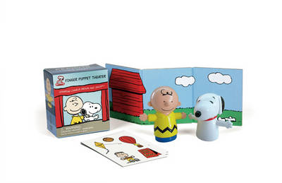 Peanuts Finger Puppet Theater: Starring Charlie Brown and Snoopy! (Mixed media product)