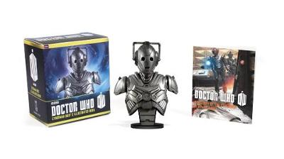 Doctor Who: Cyberman Bust and Illustrated Book (Mixed media product)