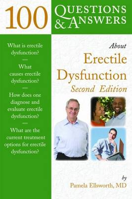 100 Questions and Answers About Erectile Dysfunction (Paperback)