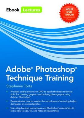 Adobe Photoshop Technique Training (DVD)