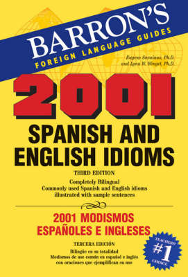 2001 Spanish and English Idioms (Loose-leaf)