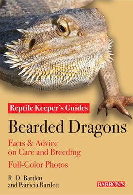 Bearded Dragons - Reptile and Amphibian Keeper's Guides (Paperback)
