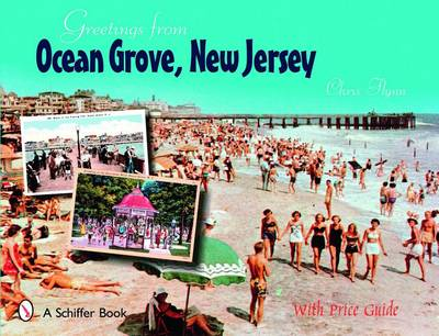 Greetings from Ocean Grove, New Jersey (Postcard book or pack)