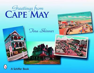 Greetings from Cape May (Postcard book or pack)