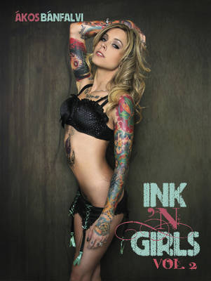 Ink N Girls 2 (Hardback)