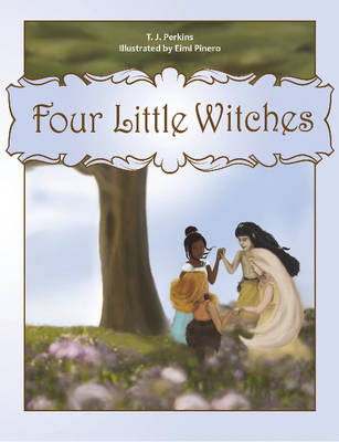 Four Little Witches (Hardback)