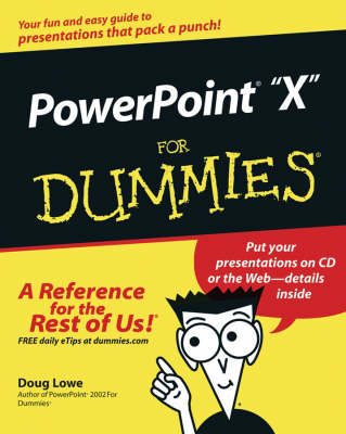 PowerPoint 2003 For Dummies (Paperback)
