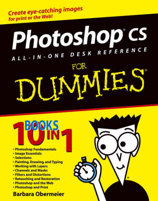Photoshop CS All-in-One Desk Reference For Dummies (Paperback)