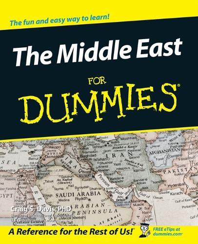 The Middle East For Dummies (Paperback)