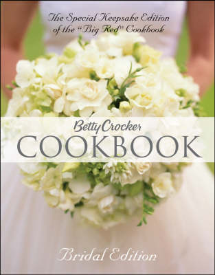 Betty Crocker Cookbook (Hardback)