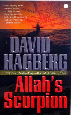 Allah's Scorpion - Kirk McGarvey Novel (Paperback)