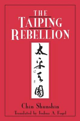 The Taiping Rebellion - East Gate Book (Paperback)