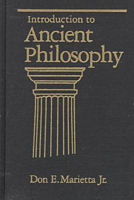 Introduction to Ancient Philosophy (Hardback)