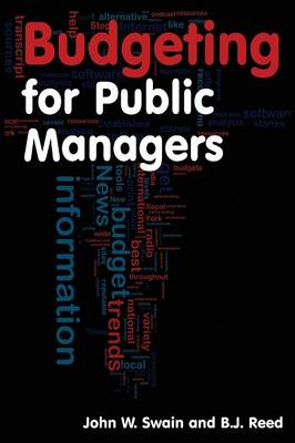 Budgeting for Public Managers (Paperback)