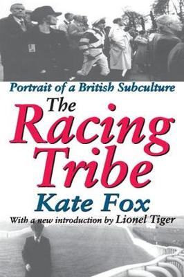 Racing Tribe: Portrait of a British Subculture (Paperback)