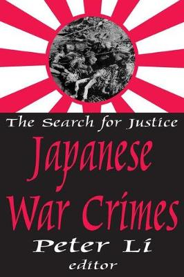 Japanese War Crimes (Paperback)