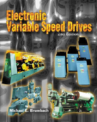 Electronic Variable Speed Drives (Paperback)