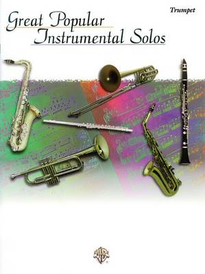 Great Popular Instrumental Solos: Trumpet - Great popular instrumental solos (Mixed media product)