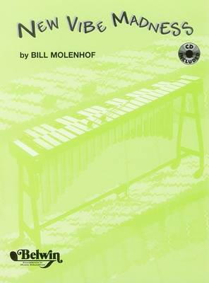 New Vibe Madness: Solo Vibraphone with Piano Accompaniment (Mixed media product)