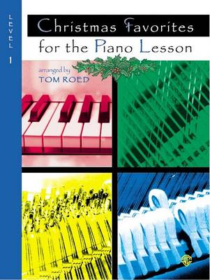 Christmas Favourites: For the Piano Lesson - Level 1 (Paperback)