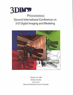 Second International Conference on 3-D Digital Imaging and Modeling (Paperback)