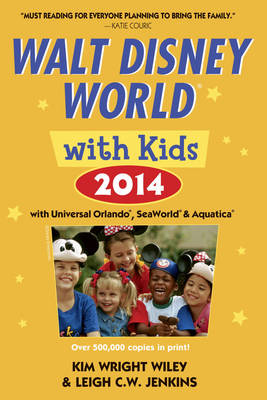 Fodor's Walt Disney World with Kids 2014 (Paperback)