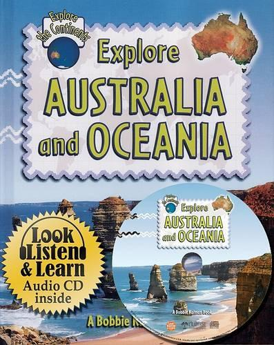 Explore Australia and Oceania - Explore the Continents (Mixed media product)