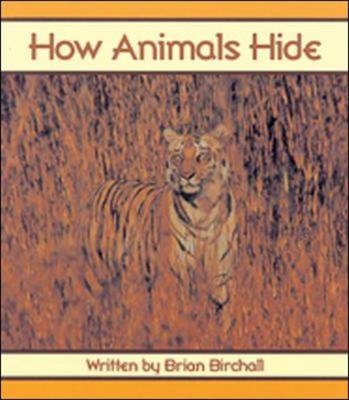How Animals Hide (Paperback)