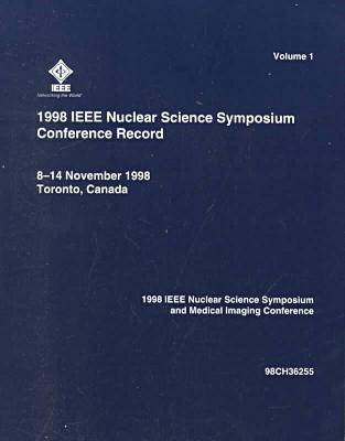Nuclear Science Symposium 1998 (Paperback)