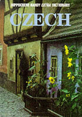 Czech Handy Extra Dictionary (Paperback)