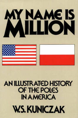 My Name is Million: An Illustrated History of the Poles in America (Paperback)