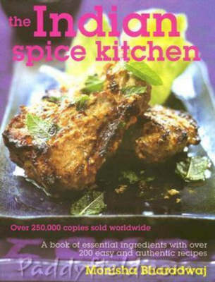 Indian Spice Kitchen Expanded (Hardback)