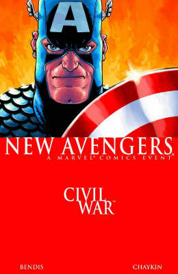 New Avengers: Civil War Vol. 5 - Premiere (Hardback)