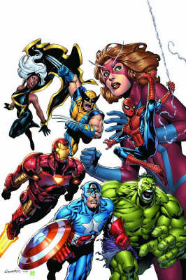 Marvel Adventures the Avengers Vol.1: Heroes Assembled - Digest (Paperback)