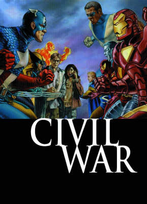 Civil War: Front Line Book 1 - Graphic Novel Pb (Paperback)