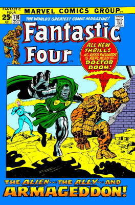 Essential Fantastic Four: Vol. 6 - Graphic Novel Pb (Paperback)