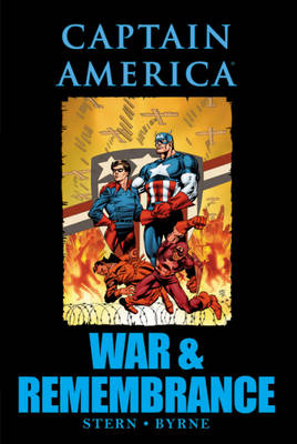 Captain America: War and Remembrance (Hardback)