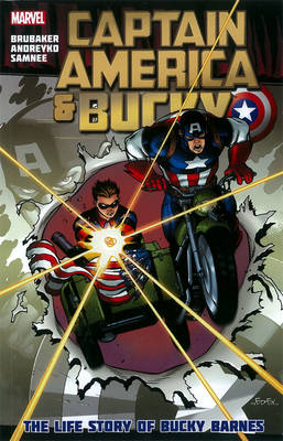 Captain America and Bucky: Life Story of Bucky Barnes (Paperback)
