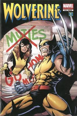 Wolverine: Comic Reader Volume 1 (Paperback)