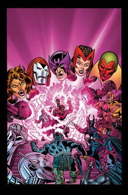 Avengers: Family Ties: West Coast Avengers (Hardback)